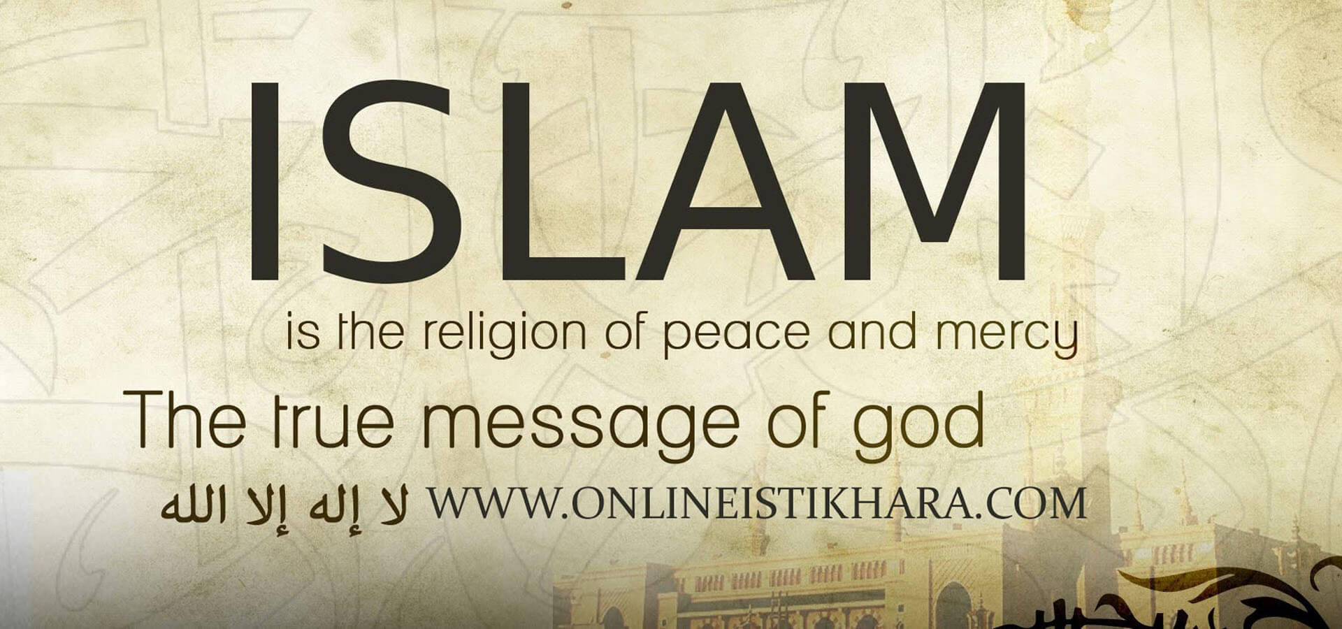 Message of God